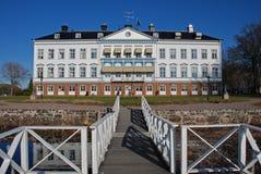Grande villa ou manoir de pays Image libre de droits