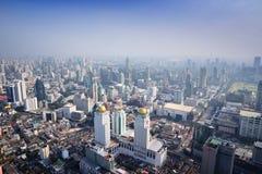 Grande ville - Bangkok Photos libres de droits