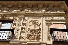 Grande ville historique de Grenade de l'Espagne-Andalousie, vieille ville Photo libre de droits