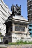 Grande ville historique de Grenade de l'Espagne-Andalousie, vieille ville Photographie stock libre de droits
