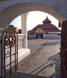 Grande Yogyakarta mosquée de Kauman photographie stock libre de droits