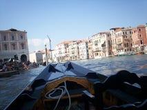 GrandeCanale Venezia Italia immagini stock