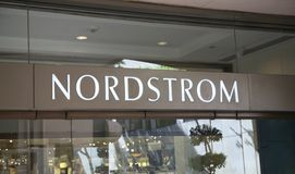 Grandes almacenes de Nordstrom Fotos de archivo