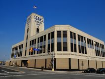 Grandes almacenes de Sears Imagen de archivo libre de regalías