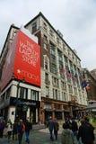 Grandes almacenes del ` s de Macy, NYC Imagen de archivo libre de regalías