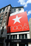 Grandes almacenes del ` s de Macy, NYC Imagenes de archivo