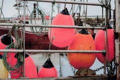 Grandes balises de ballon Photographie stock libre de droits