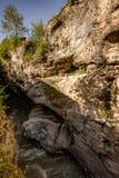 Grandes belles roches dans le jour ensoleillé Images stock