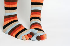Grandes chaussettes Photographie stock libre de droits
