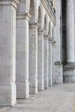 Grandes colunas Imagens de Stock