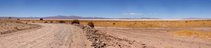 Grandes de Ruta National 40 et de Salins Photos libres de droits