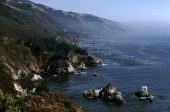 Grandes falaises de Sur image libre de droits