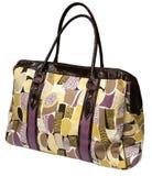 grandes femmes colorées de sac Image libre de droits