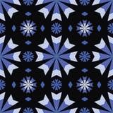 Grandes fleurs d'hiver Photographie stock libre de droits