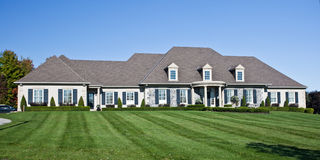 Grandes HOME imagem de stock royalty free