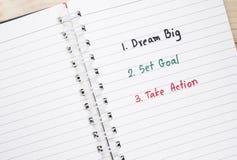 3 grandes ideales Imagen de archivo