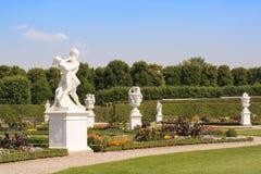 Grandes jardines, Herrenhausen, Hannover, Baja Sajonia, Alemania Fotos de archivo