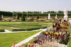 Grandes jardines, Herrenhausen, Hannover, Baja Sajonia, Alemania Foto de archivo