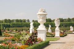 Grandes jardines, Herrenhausen, Hannover, Baja Sajonia, Alemania Imagenes de archivo