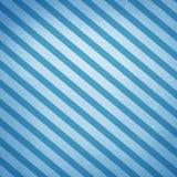 Grandes listras diagonais no fundo abstrato azul com textura velha ilustração stock