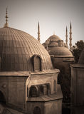 Grandes mezquitas, Estambul Imagen de archivo