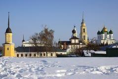 Grandes monasterios de Rusia Fotografía de archivo libre de regalías