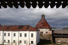 Grandes monasterios de Rusia Imagen de archivo