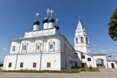 Grandes monasterios de Rusia. Pereslavl Imagen de archivo