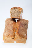 Grandes nacos de pão Imagens de Stock