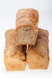 Grandes nacos de pão Fotografia de Stock