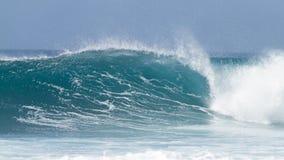 Grandes ondes Photos stock
