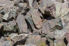 Grandes pedras fotografia de stock royalty free