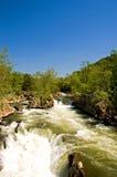 Grandes quedas no rio de Potomac Fotografia de Stock Royalty Free