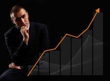 Grandes resultados Fotografia de Stock