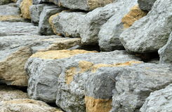 Grandes roches Image stock