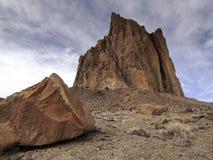 Grandes roches sous le ciel photo libre de droits