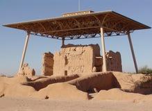 Grandes ruinas de las casas Imagenes de archivo
