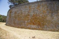 Grandes ruínas de Zimbabwe Imagem de Stock