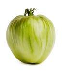 Grandes tomates non mûres Images stock