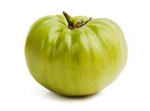 Grandes tomates vertes Photo libre de droits