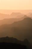Grandet Canyon Arkivbild