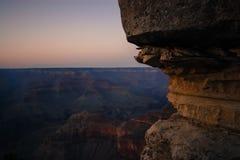 Grandet Canyon Royaltyfria Foton