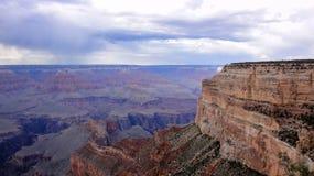 Grandet Canyon Royaltyfri Foto