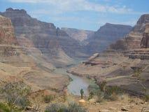 Grandet Canyon arkivfoto