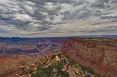 Grandet Canyon Fotografering för Bildbyråer