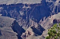 Grandet Canyon Royaltyfria Bilder
