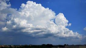 Grandeur des nuages photos stock