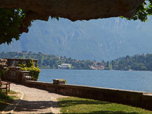 Bellagio at Lake Como Royalty Free Stock Images
