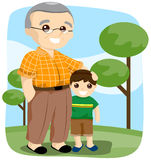 Grandfather Stock Images
