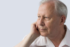 Grandfather Royalty Free Stock Photography